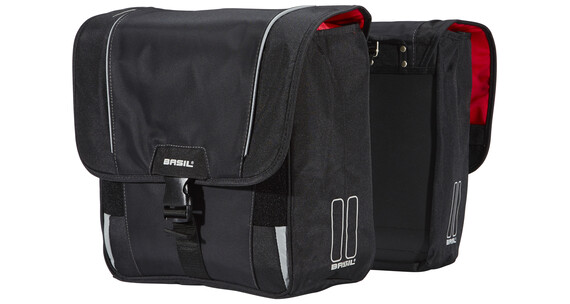 Basil Sport Design - Sac porte-bagages - noir